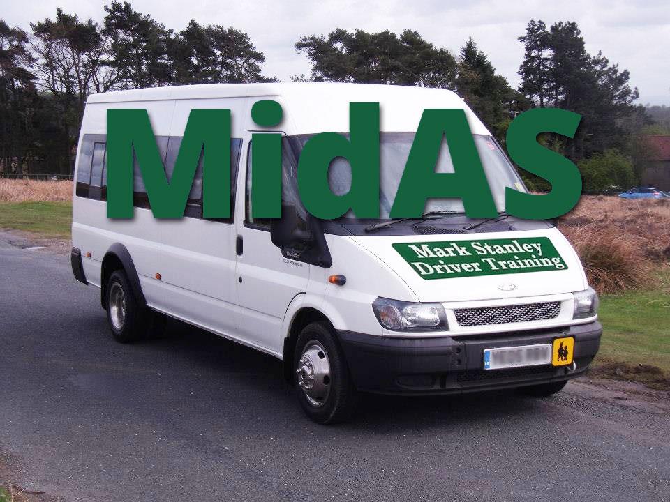 Minibus Driver Assessment