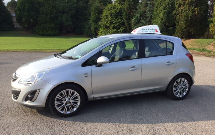 Learn to Drive with Mark Stanley in Ryedale