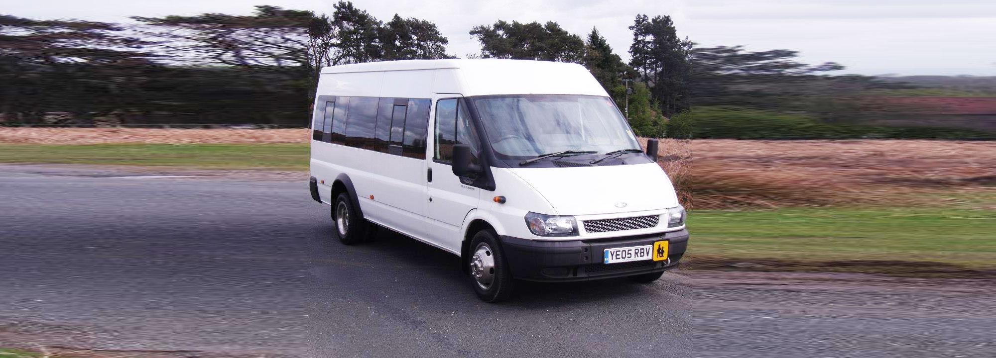 Minibus D1 Training